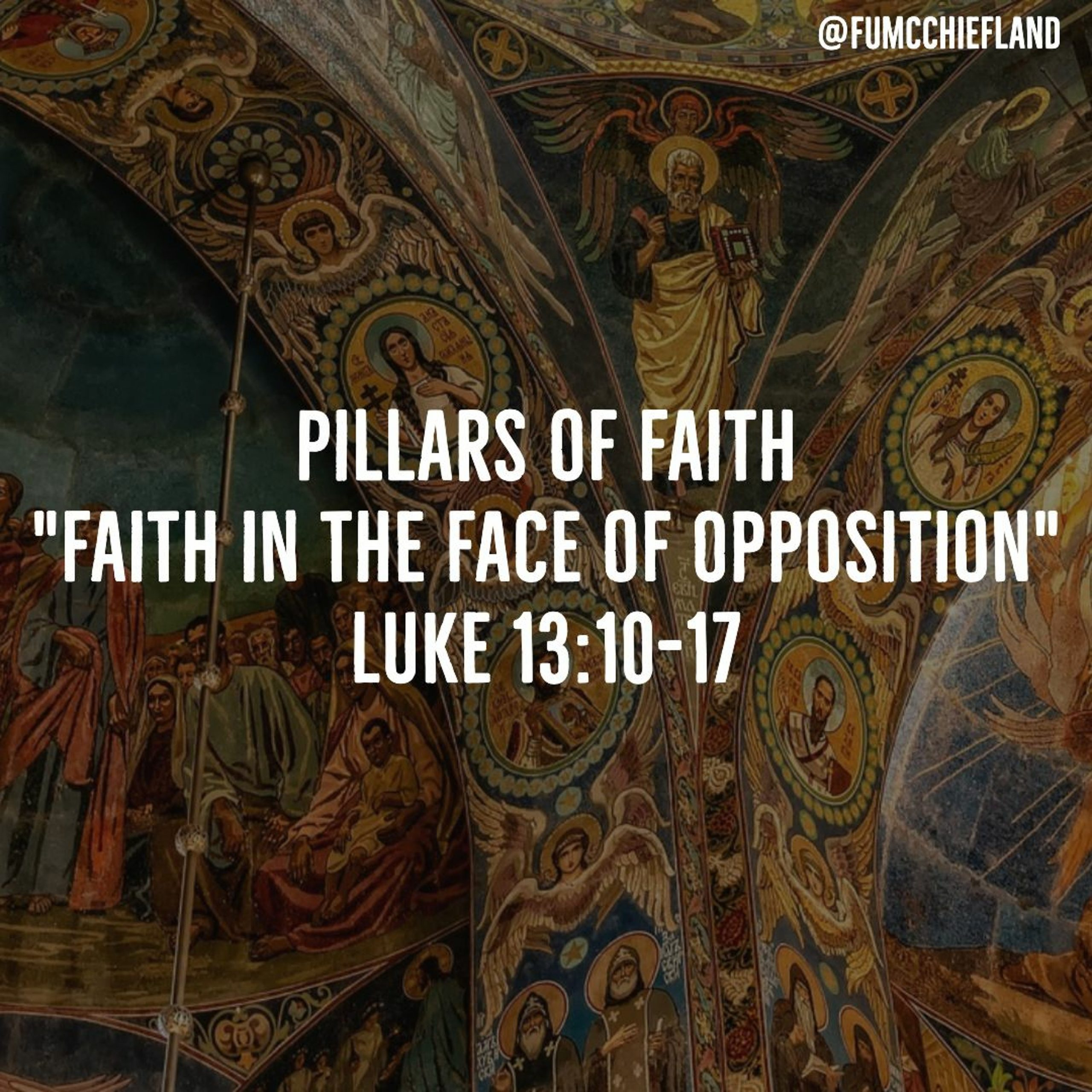 Faith in the Face of Opposition