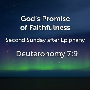 Read more about the article God's Promise of Faithfulness