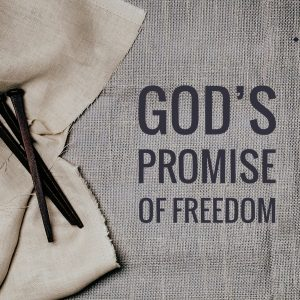 Read more about the article God's Promise of Freedom